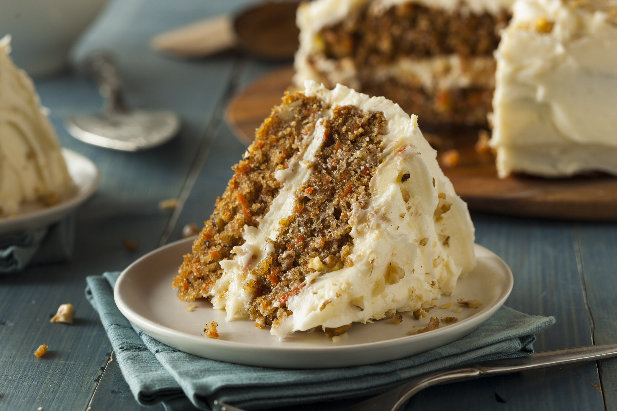 Carrot Cake - Easy Bakes - Electric Ireland