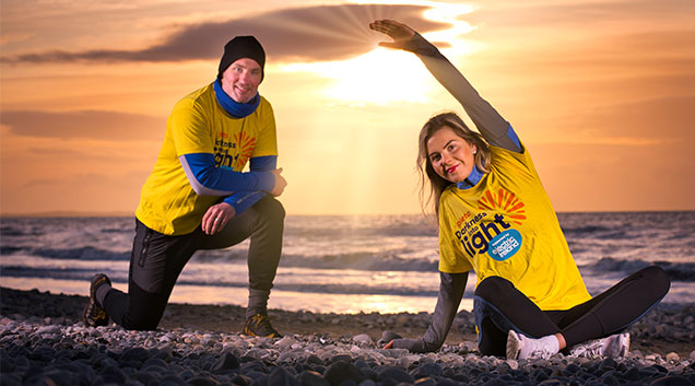 Electric Ireland Darkness Into Light