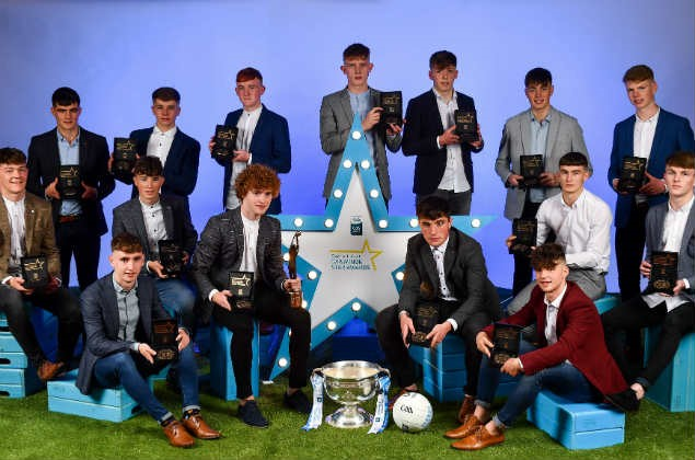 Electric Ireland Football Team of the Year