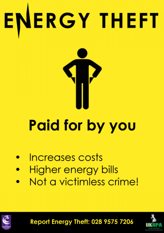 Energy Theft_Paid for by you