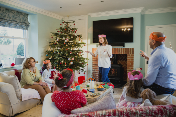 christmas games with family - Family Games To Play At Christmas