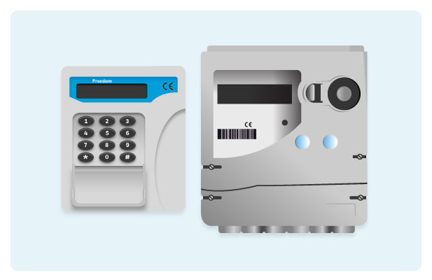 Pay As You Go keypad meter- Electric Ireland NI Help